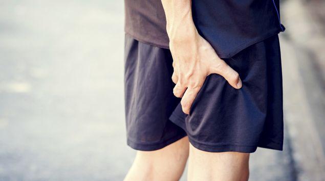 Bluterguss muskelfaserriss Sport nach